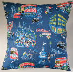 Cushion Cover in Cath Kidston Picadilly 16""